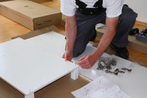 Montaggio mobili a Roma